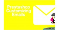 Customizing prestashop emails