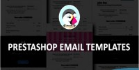 Email prestashop templates
