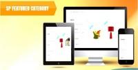 Featured sp module prestashop category