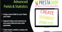 Fields advanced statistics