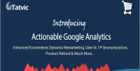Google actionable prestashop for analytics