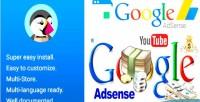 Google integration adsense