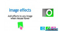 Image prestashop effects