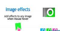 Image prestashop effects