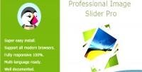 Image professional slider pro