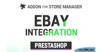 Integration ebay for prestashop