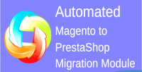 Magento automated to module migration prestashop