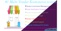 Multi mimarket vendor ecommerce the marketplace complete cms vendor multi