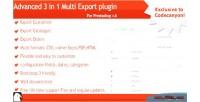 Multi prestashop exporter