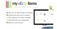 My prestashop module items ebay