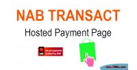 Nab transact hosted payment module prestashop page