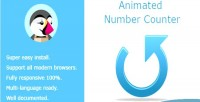 Number animated counter