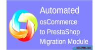 Oscommerc automated to module migration prestashop