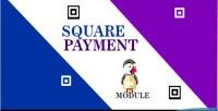 Payment square prestashop module