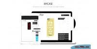 Phone mycase case prestashop for customization