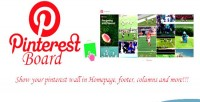 Pinterest prestashop board