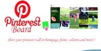 Pinterest prestashop board
