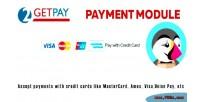 Prestashop 2getpay payment