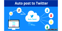 Prestashop auto post to twitter auto module prestashop tweet