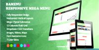 Prestashop bamenu responsive menu