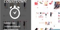 Product countdown module prestashop premium