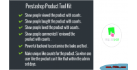 Product prestashop tool kit