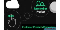 Products customer remember