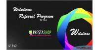 Referral welutions program