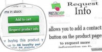 Request prestashop info