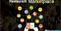 Restaurant prestashop marketplace