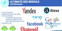 Seo ultimate prestashop for module