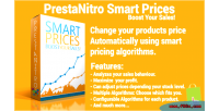 Smart prestashop prices system pricing dynamic