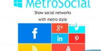 Social metro prestashop module