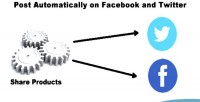 Social prestashop media automation