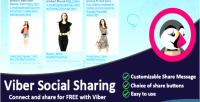 Social viber sharing