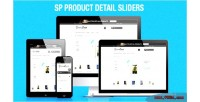 Sp product detail sliders module prestashop responsive