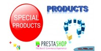Special responsive products prestasho for carousel