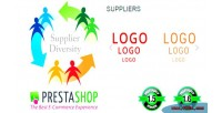 Suppliers responsive logo carousel