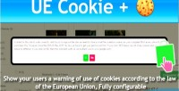 Ue prestashop cookie