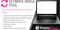 Ultimate prestashop image tool