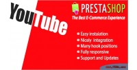 Video responsive prestashop for youtube