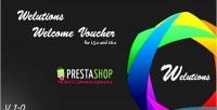 Welcome welutions voucher