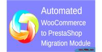 Woocommerce automated to modu migration prestashop
