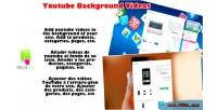 Youtube prestashop background videos