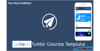 Tumblr oobenn template