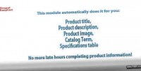 Icecat automatic product information