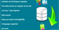 Migration database from prestashop to virtuemart