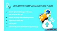 Multiple virtuemart plugin upload image