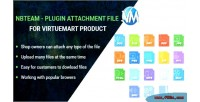 Nbteam plugin attachment file product virtuemart for