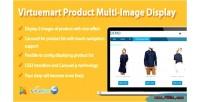 Product virtuemart display image multi
